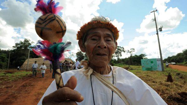 Native Paraguayan