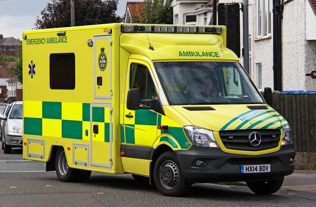 Ambulance Service Care Home Finder